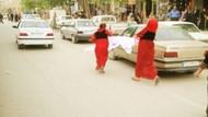 İran'da Kürt kadını kılığına girme cezası!