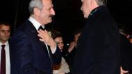 Devletin zirvesini birleştiren düğün! Erdoğan koşarak geldi..