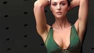 Monica Bellucci İstanbul'da! Dünyanın en seksi kadını!