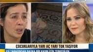 Melike Öcalan canlı yayında gözyaşlarına boğuldu!