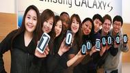 Samsung Galaxy S serisi 100 milyonu geçti!