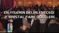 Kral TV, 2. Kristal Fare Ödüllerini canlı yayınlıyor!
