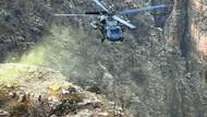 Generallere PKK ateşi! Pilot faciayı önledi!