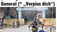 Bild'in manşetinde Türkçe küfür şoku!