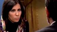 Olay röportaj! Ahmedinejad'ın karşısında başını açtı ve...