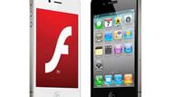 iPhone kullanıcılarına müjde! Flash geliyor!