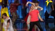 Nurullah'ın Harlem Shake dansı stüdyoyu ayağa kaldırdı!