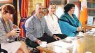 Nasuh Mahruki, Hindistan'da gizlice evlendi!