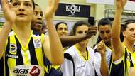 Fenerbahçeli bayanlar tarihe geçti! Finaldeyiz!