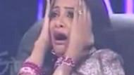 Böyle şov görülmedi! Jüri üyeleri korkudan ağladı!
