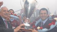 Saner Ayar başkan, Trabzonspor Şampiyon! İşte büyük sevinç!