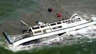 Hindistan'da gemi faciası: 40 ölü