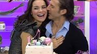 Ebru Şallı'ya eşinden doğum günü sürprizi!