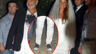 Ali Taran lastik ayakkabı ile... Keşke krampon giyseydi!