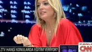 CNN Türk'ün reytinglerine Saba Tümer'den hayat öpücüğü!