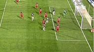 İşte İnönü'de iptal edilen o gol! Çok tartışılacak!