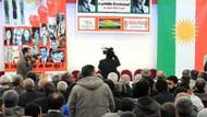 Diyarbakır'da BDP'yi çıldırtan Kürt toplantısı!