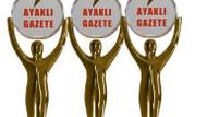 Ayaklı Gazete TV Ödülleri bu akşam