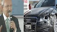 Kemal Kılıçdaroğlu kaza geçirdi! Ölümden döndü!