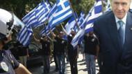 Devlet Bahçeli krizi! Yunan ırkçılar polisle çatıştı!