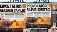 Star gazetesinin 'mesaj alındı' manşeti neden değişti?