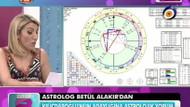 Canlı yayında Kılıçdaroğlu'nun yıldız falına baktılar!