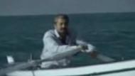 Ali Kaptan'ın ağlatan vedası!