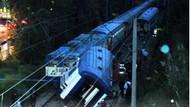Flaş! Kocaeli'de tren kazası, çok sayıda yaralı var!