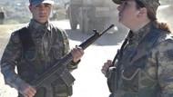 Türkiye'nin tek kadın komutanı görev başında!