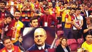 Arena'da Fatih Terim'e büyük destek!