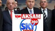 İşte Akşam gazetesi ve SkyTurk 360'ın yeni sahipleri!