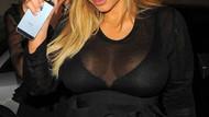 Kim Kardashian ters ışık kurbanı oldu!