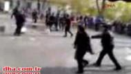 Marmara Üniversitesinde öğrenciler çatıştı!