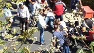 Kıvanç Tatlıtuğ motosikletli kuryeye çarptı!