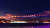 Boğaziçi Köprüsü mosmor olacak!