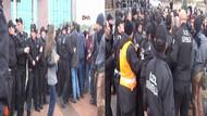 Eskişehir'de üniversitede müdahale!