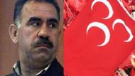 Öcalan'dan ilginç talep! MHP ile de görüşmek istiyorum!