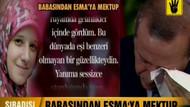 Erdoğan canlı yayında Esma için hıçkıra hıçkıra ağladı!