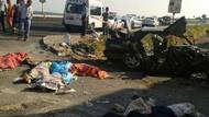 İzmir'de bayram faciası! Cesetler yola saçıldı!