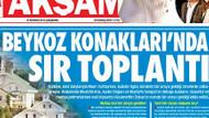 Mustafa Sarıgül Akşam'ın o haberi için ne dedi?