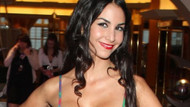 Playboy güzeli Sıla Şahin kaza geçirdi!