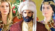 Fatih'in hareminde Muhteşem Yüzyıl esintileri!