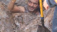 Beykoz'da toprak kayması! Enkaz altında kaldı!