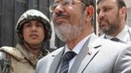 Mursi ile darbeden sonra ilk görüşme!