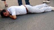 AKP'li Başkan yol ortasında kurtarılmayı bekledi!