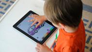 Tabletler ve akıllı telefonlar çocuklara zarar veriyor!