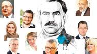 Köşe yazarları Öcalan'a hangi soruları soracak?