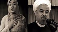 Ruhani'nin videosu sosyal medyayı salladı!