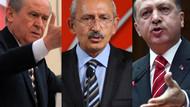İşte liderlerin form grafiği! Erdoğan düşüşte...