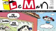 9 yaşındaki Elif Leman'ın kapağında